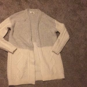 Brand new cardigan sweater